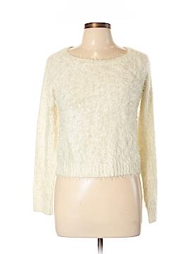 LA Hearts Pullover Sweater Size L