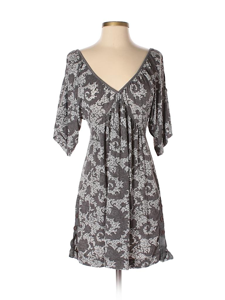 Language Women Casual Dress Size S