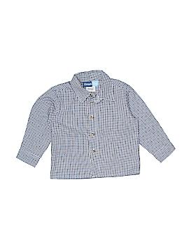 Great Guy Long Sleeve Button-Down Shirt Size 24 mo