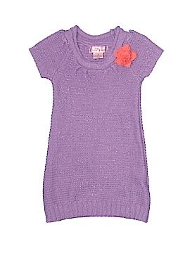 Pink Angel Dress Size 2T