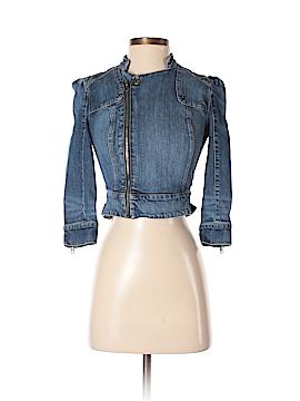 Juicy Couture Denim Jacket Size P