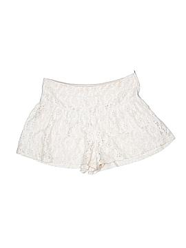 Lily White Dressy Shorts Size L