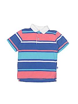 E-Land American Short Sleeve Polo Size 4