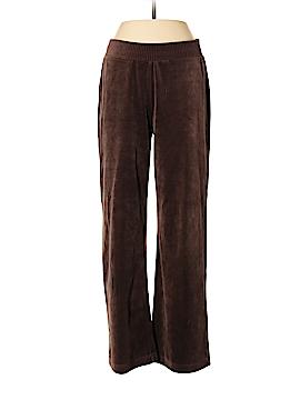 Jones New York Sport Velour Pants Size M (Petite)