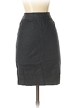 Ann Taylor LOFT Outlet Denim Skirt Size 0