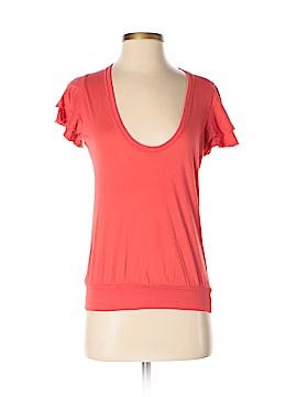 Fluxus Short Sleeve Top Size S