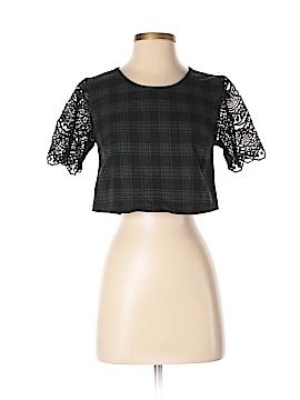TOBI Short Sleeve Blouse Size S