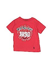 U.S. Polo Assn. Boys Short Sleeve T-Shirt Size 3T
