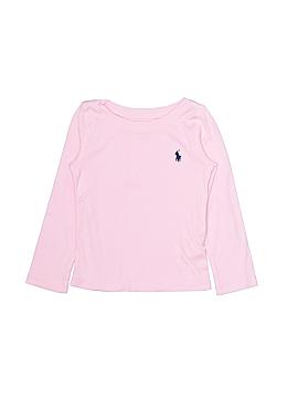 Polo by Ralph Lauren Long Sleeve T-Shirt Size 2T