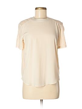 Lou & Grey Short Sleeve Blouse Size XS