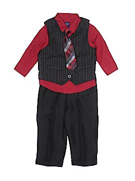Jonathan Strong Long Sleeve Button-Down Shirt Size 18 mo