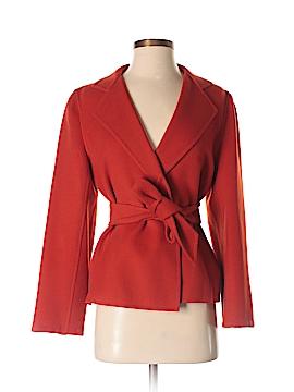 Linda Allard Ellen Tracy Wool Cardigan Size 2