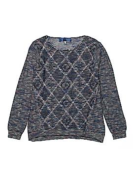 Blue Rain Pullover Sweater Size 1