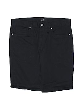 H&M Denim Shorts 29 Waist