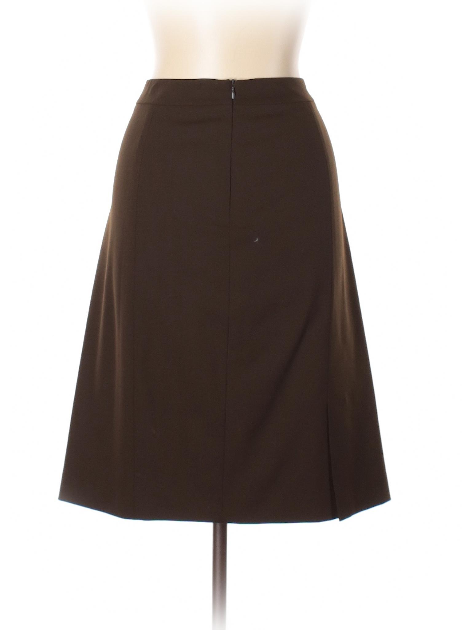 York Lafayette Skirt Boutique New 148 Casual qa1Awz