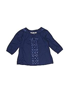 Genuine Kids from Oshkosh 3/4 Sleeve Blouse Size 2T