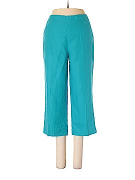 Kim Rogers Linen Pants Size S (Petite)