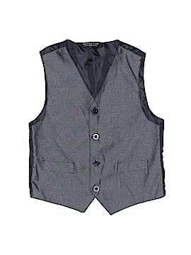 Sahara Club Tuxedo Vest Size 7