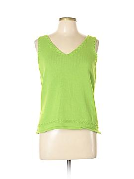 Jeanne Pierre Sweater Vest Size L