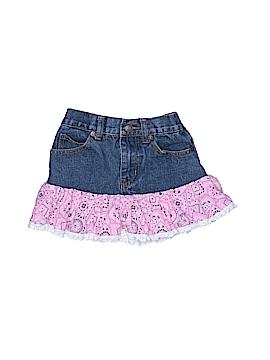 Kiddie Korral Denim Skirt Size 5