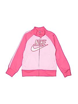Nike Track Jacket Size 5