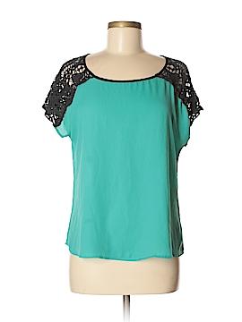 Alya Short Sleeve Blouse Size S