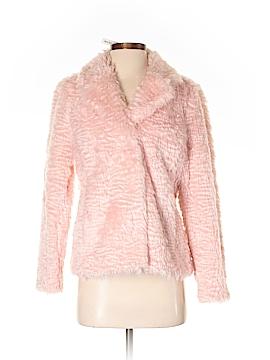 Isaac Mizrahi LIVE! Faux Fur Jacket Size XS