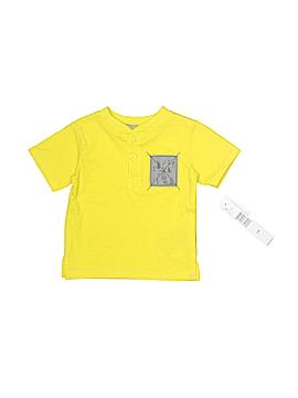 DKNY Short Sleeve Henley Size 12 mo