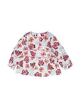 Sprockets Long Sleeve Blouse Size 12 mo