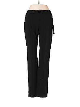 Pink Tartan Casual Pants Size 2