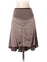 Diane von Furstenberg Women Silk Skirt Size P