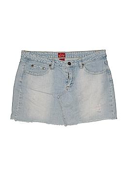 Tilt Denim Skirt Size 11
