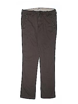 Abercrombie & Fitch Khakis Size 14