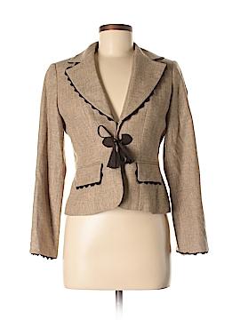 Mossaic Wool Blazer Size 2