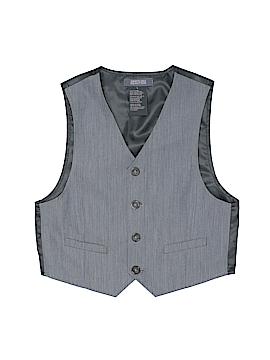 Kenneth Cole REACTION Tuxedo Vest Size 5
