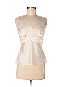 Isaac Mizrahi for Target Sleeveless Silk Top Size S