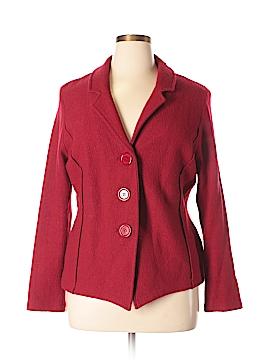 Linea Domani Wool Blazer Size XL