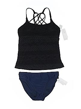Island Escape Two Piece Swimsuit Size 10