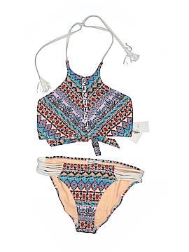 Jessica Simpson Two Piece Swimsuit Size L