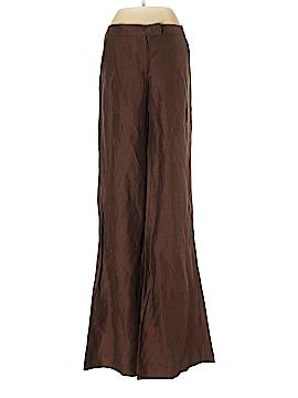 Maggie Ward Linen Pants Size 2