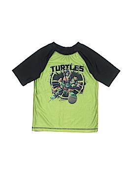 Teenage Mutant Ninja Turtles Active T-Shirt Size S (Youth)