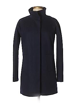 J. Crew Factory Store Wool Coat Size 00