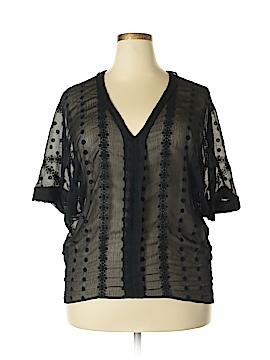 Philosophy Republic Clothing 3/4 Sleeve Blouse Size M