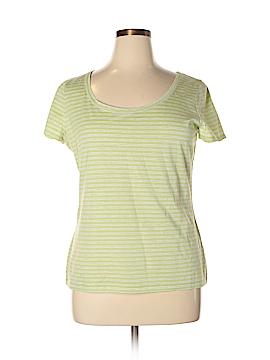 Lafayette 148 New York Short Sleeve T-Shirt Size XXL