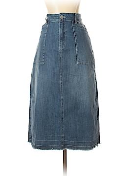 Christopher & Banks Denim Skirt Size 4