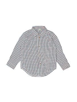 Class Club Long Sleeve Button-Down Shirt Size 13