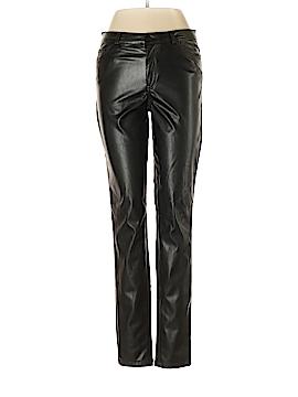 Dynamite Faux Leather Pants Size M