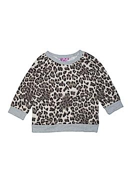 Aqua Sweatshirt Size L (Kids)