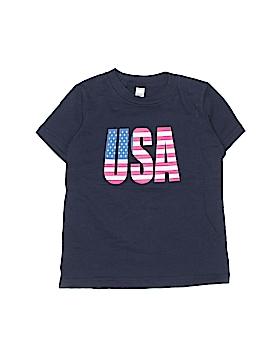Kids Short Sleeve T-Shirt Size 4T