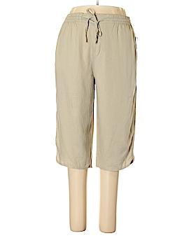 Basic Editions Linen Pants Size L